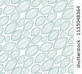 seamless abstract pattern.... | Shutterstock .eps vector #1135048364