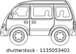 variety of car vector | Shutterstock .eps vector #1135053401