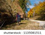 ramet  romania   october 19 ...   Shutterstock . vector #1135081511