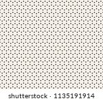 clean minimal geometric retro... | Shutterstock .eps vector #1135191914