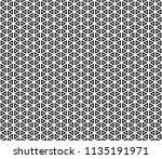 abstract geometric graphic... | Shutterstock .eps vector #1135191971