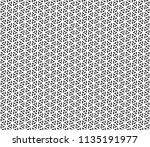 abstract geometric graphic... | Shutterstock .eps vector #1135191977