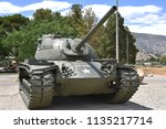 M48 Patton tank