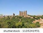 turkey side attractions | Shutterstock . vector #1135241951