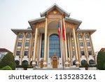 vientiane. laos. 06 march 2017 ... | Shutterstock . vector #1135283261
