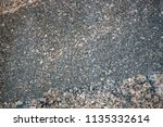 multicolored natural stone... | Shutterstock . vector #1135332614