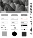 light gray vector material...