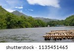 travel and holidays concept ... | Shutterstock . vector #1135451465