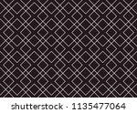 grid of rhombuses  graphic... | Shutterstock .eps vector #1135477064