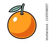 vector illustraion of stylized... | Shutterstock .eps vector #1135538057