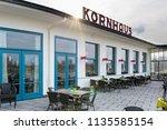 dessau  germany   march 30 ... | Shutterstock . vector #1135585154