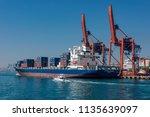 istanbul  turkey   june 27 ... | Shutterstock . vector #1135639097
