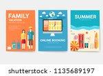 tour of the world vector...   Shutterstock .eps vector #1135689197