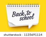 vector speech bubble nmade out...   Shutterstock .eps vector #1135691114