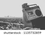 photo of memories and nostalgia.... | Shutterstock . vector #1135732859