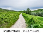 beautiful views  and scenery at ... | Shutterstock . vector #1135748621