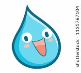 Cute And Funny Water Droplet...