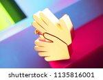 sign language icon on the...