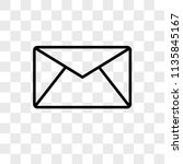 email envelope outline shape...