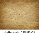 Old plaster wall - stock photo