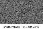asphalt background texture with ... | Shutterstock . vector #1135859849