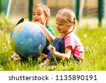 concept   education. back to... | Shutterstock . vector #1135890191