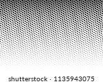 dots background. black and... | Shutterstock .eps vector #1135943075
