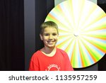 children on vacation children's ... | Shutterstock . vector #1135957259