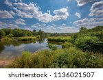beautiful unspoiled english... | Shutterstock . vector #1136021507