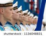 odessa  ukraine   jul 16  2018  ...   Shutterstock . vector #1136048831