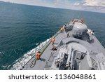odessa  ukraine   jul 16  2018  ...   Shutterstock . vector #1136048861
