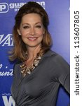 BEVERLY HILLS - SEP 21:  Sharon Lawrence at the 'Variety and Women in Film Pre-Emmy Event' at Scarpetta on September 21, 2012 in Beverly Hills, California - stock photo