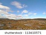 Summer Rocky Mountain Landscape