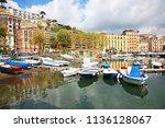 naples  campania   italy  ... | Shutterstock . vector #1136128067