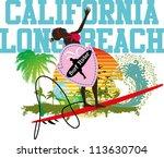 summer time   Shutterstock .eps vector #113630704