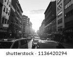 new york city  new york   july... | Shutterstock . vector #1136420294