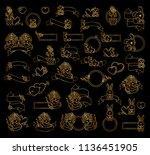 vector collection of premium... | Shutterstock .eps vector #1136451905