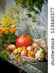 Autumn Still Life With...