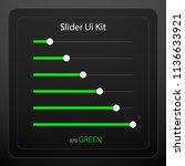 slider bar kit for ui design...