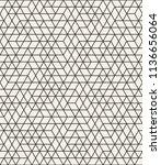 abstract seamless lattice... | Shutterstock .eps vector #1136656064