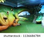 pattaya  thailand   june 17 ... | Shutterstock . vector #1136686784