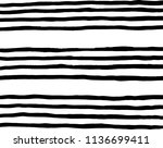 line pattern. brush. vector.... | Shutterstock .eps vector #1136699411