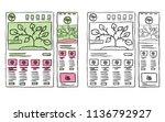 hand drawn website layouts ...