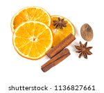 Dried Oranges And Spices...