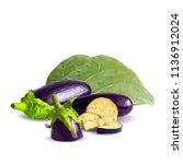 fresh  nutritious  tasty... | Shutterstock .eps vector #1136912024