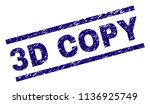 3d copy stamp seal watermark... | Shutterstock .eps vector #1136925749
