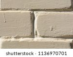 abstract weathered texture... | Shutterstock . vector #1136970701