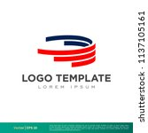 arena colosseum line icon... | Shutterstock .eps vector #1137105161