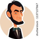 Abraham Lincoln Vector...