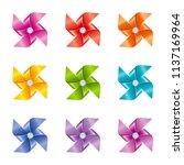 vector illustration eps10 ... | Shutterstock .eps vector #1137169964